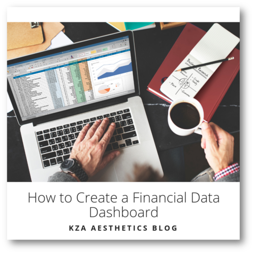 How to Create a Financial Data Dashboard