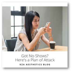 Blog - Got No-Shows? Here's a Plan of Attack