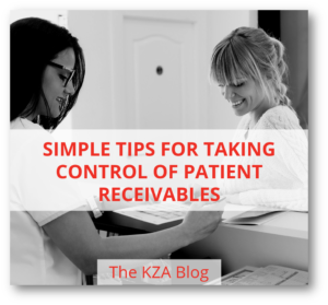 Simple Tips for Taking Control of Patient Receivables - Blog