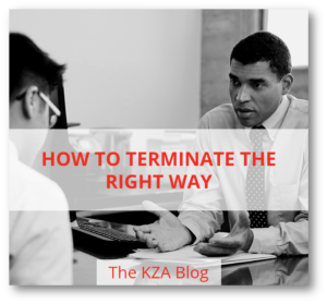 Blog - How to Terminate the Right Way