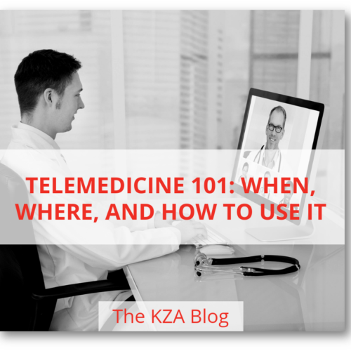 Telemedicine 101: When, Where, and How to Use It