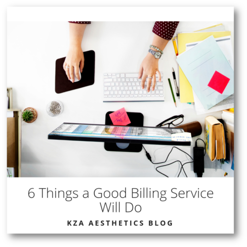 6 Things a Good Billing Service Will Do